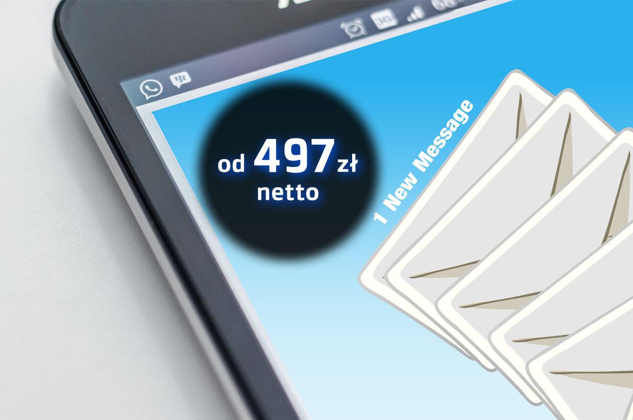 strona, biznes, online, lista, mailowa, potencjalny, klient, Wrocław, Wałbrzych, Bolesławiec